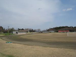 胆沢陸上競技場