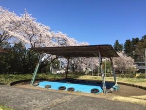 水沢公園体育施設相撲場