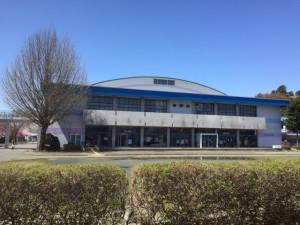 水沢体育館