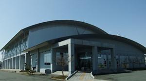 江刺西体育館
