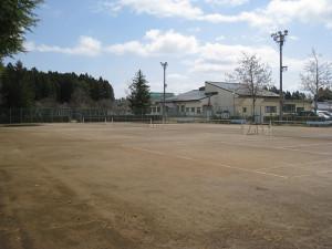 胆沢農村広場テニスコート